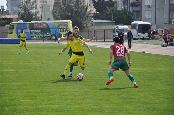 Tarsus İY 3-2 mağlup