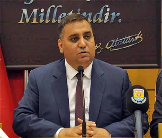 Tarsus Belediye Meclisi  toplantısı