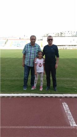 Tarsus'lu atlet Rumeysa Aydar'ın geleceği parlak
