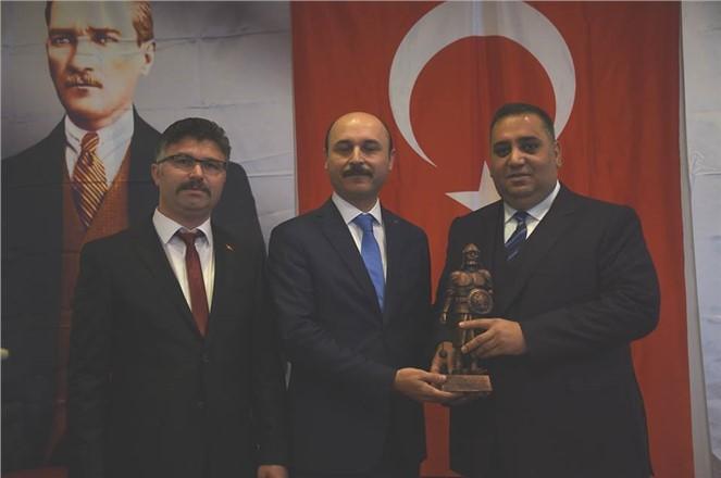 TÜRK EĞİTİM SEN GENEL BAŞKANI TARSUS'A GELDİ