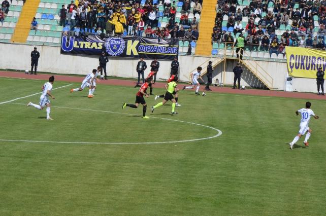 Tarsus İdmanyurdunun 2 maçı kaldı..
