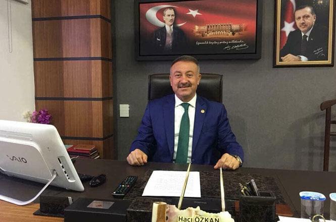 Milletvekili Hacı Özkan'dan, 23 Nisan Ulusal Egemenlik ve Çocuk Bayramı Mesajı