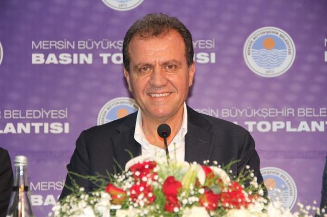 Seçer : Mersin Büyükşehir Belediyesinin borcu 2 milyar TL
