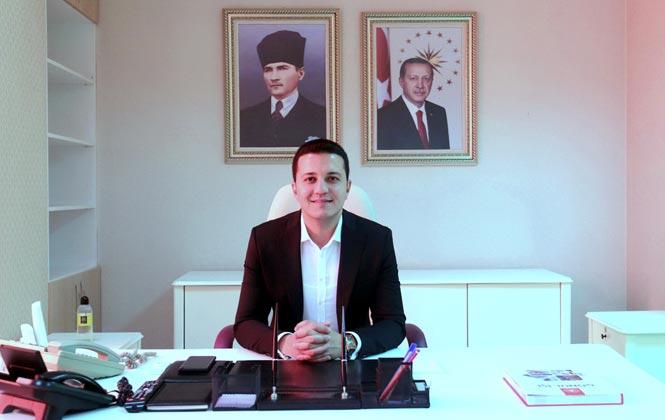 Akdeniz Belediyesi'nin Yeni Özel Kalem Müdürü Onur Gümüştok Oldu