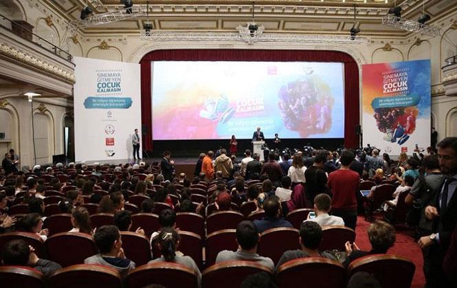 Mersin'de İlk Etapta 21 Bin Öğrenci, Sinema İle Buluşacak! Ülke Genelinde Hedef 1 Milyon Öğrenci