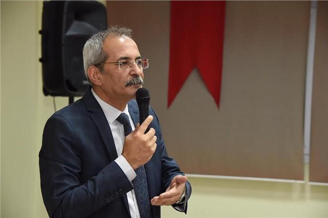 BAŞKAN BOZDOĞAN'DAN BASIN'A SOHBETLİ İFTAR!