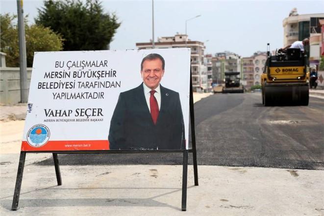 Başkan Seçer, Söz Verdi Kısa Sürede Muhtarın Talebi Yerine Getirildi