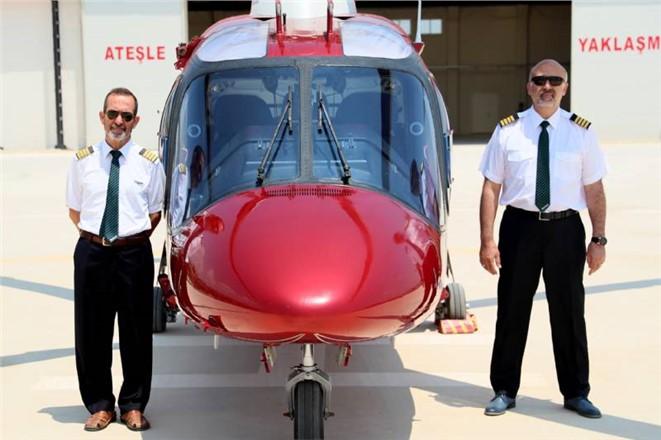 Büyükşehir'den Hava Taksi Hizmeti