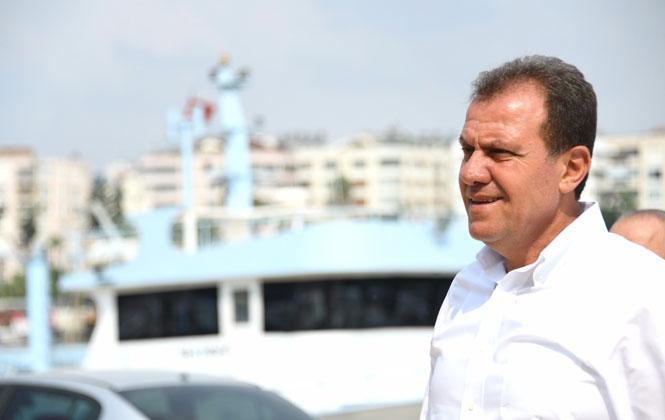"""Başkan Seçer: """"Aqua Park'ın Bulunduğu Alanı 30 Ağustos'ta Halkın Kullanımına Açıyoruz"""""""