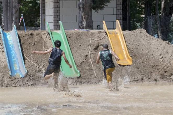 Tarsus Gençlik Kampı'nda Survivor Heyecanı