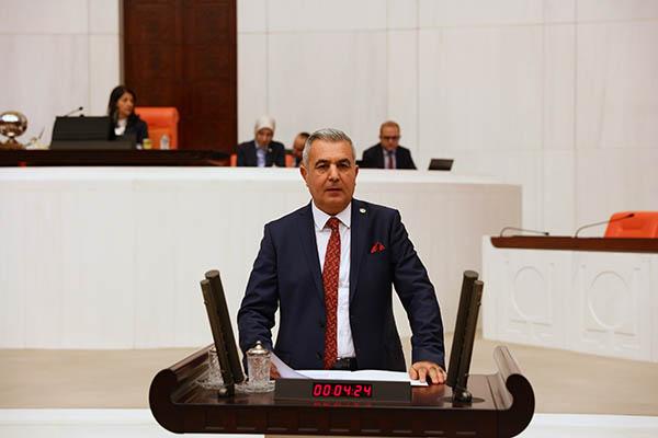 Tarsuslu Şimşek 'Turizm Tanıtım ve Geliştirme Ajansı kurulması'nı istedi