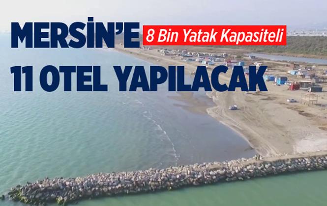 Tarsus Kazanlı Sahil Bandı Projesinde Yatırımcı Firmalara Çağrı Bahaneniz Kalmadı, İnşaatlara Başlayın