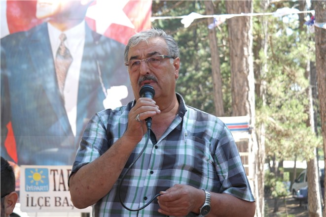 EMEKLİ EĞİTİMCİERGÜN POLAT, TOPRAĞA VERİLDİ