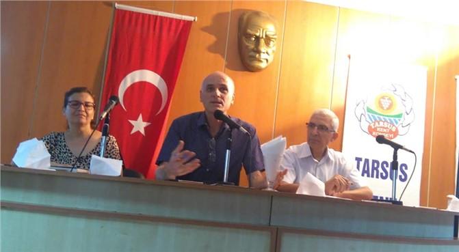 """TARSUS KENT KONSEYİ """"KADIN ÇALIŞTAYI"""" YAPILDI."""