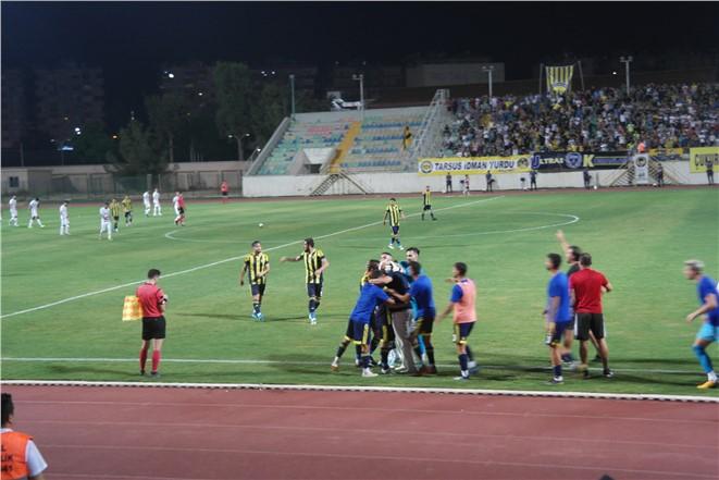TİY Ziraat Türkiye Kupasında, Darıca Gençlerbirliği ile eşleşti.