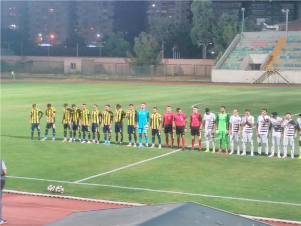 Tarsus İY, Samsun'da   5-0 mağlup