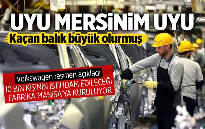 Volkswagen Türkiye'de ki Mağazasını Manisa'ya Kuracağını Açıkladı