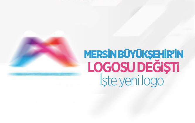 Mersin Büyükşehir Belediyesinin Logosu Değişti