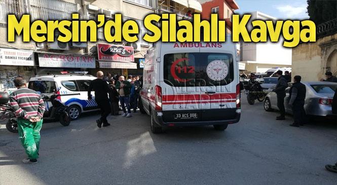 Tarsus'ta Silahlı Kavga