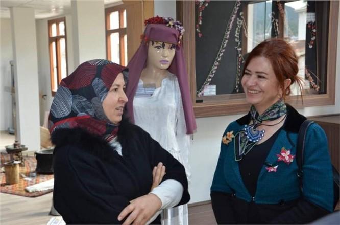 """BÜYÜKŞEHİR'DEN ÇAMLIYAYLA'DA """"GÖNÜLLÜ KATILIM TOPLANTISI"""""""