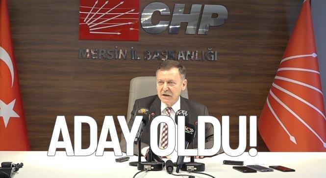 Genel Başkanlığa Mersin'den Aday! Prof. Dr. Aytuğ Atıcı CHP Genel Başkanlığına Aday Adaylığını Açıkladı