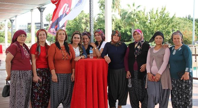 Mersinli Kadınlara 8 Mart'taki Mor Korteje Katılma Çağrısı