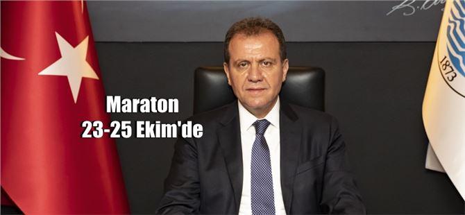 """SEÇER: MARATON'UN TARİHİ BELLİ OLDU: """"23-25 EKİM"""""""