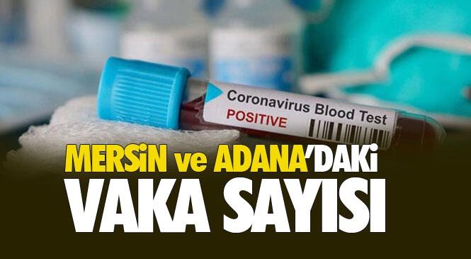 Mersin ve Adana'da Koronavirüse Yakalanan Hasta Sayısı Açıklandı: Mersin'de 9, Adana'da 197