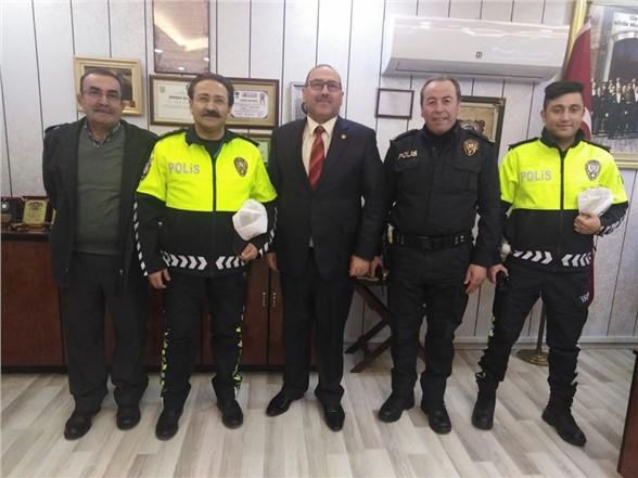 Başkan Duran Şen, Trafik Haftasını kutladı
