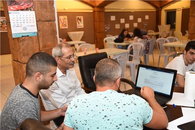 Tarsus Belediyesi  ''Canlı Dershane'' hizmeti vermeye başlıyor