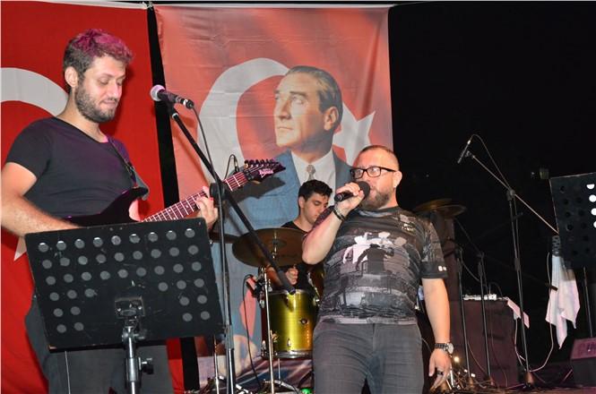 Tarsus Kültür Park'ta konser