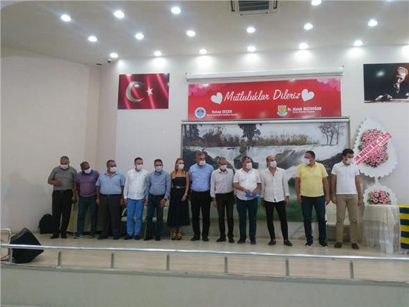Tarsus idman Yurdu Olağan Genel kurulunu yaptı