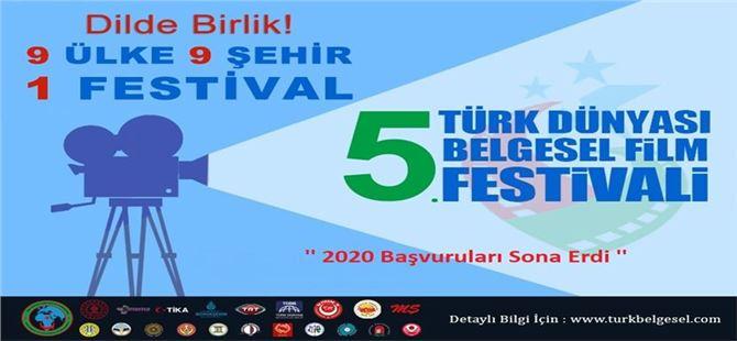 ''DİLDE BİRLİK'' 5. TÜRK DÜNYASI BELGESEL FİLM FESTİVALİ