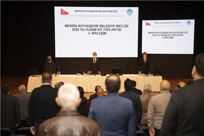 MERSİN'E ÇEVRE DOSTU 100 YENİ OTOBÜS DAHA GELİYOR