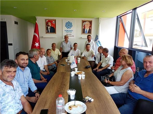 KAYGISIZ ''HERŞEY MEMLEKET İÇİN''
